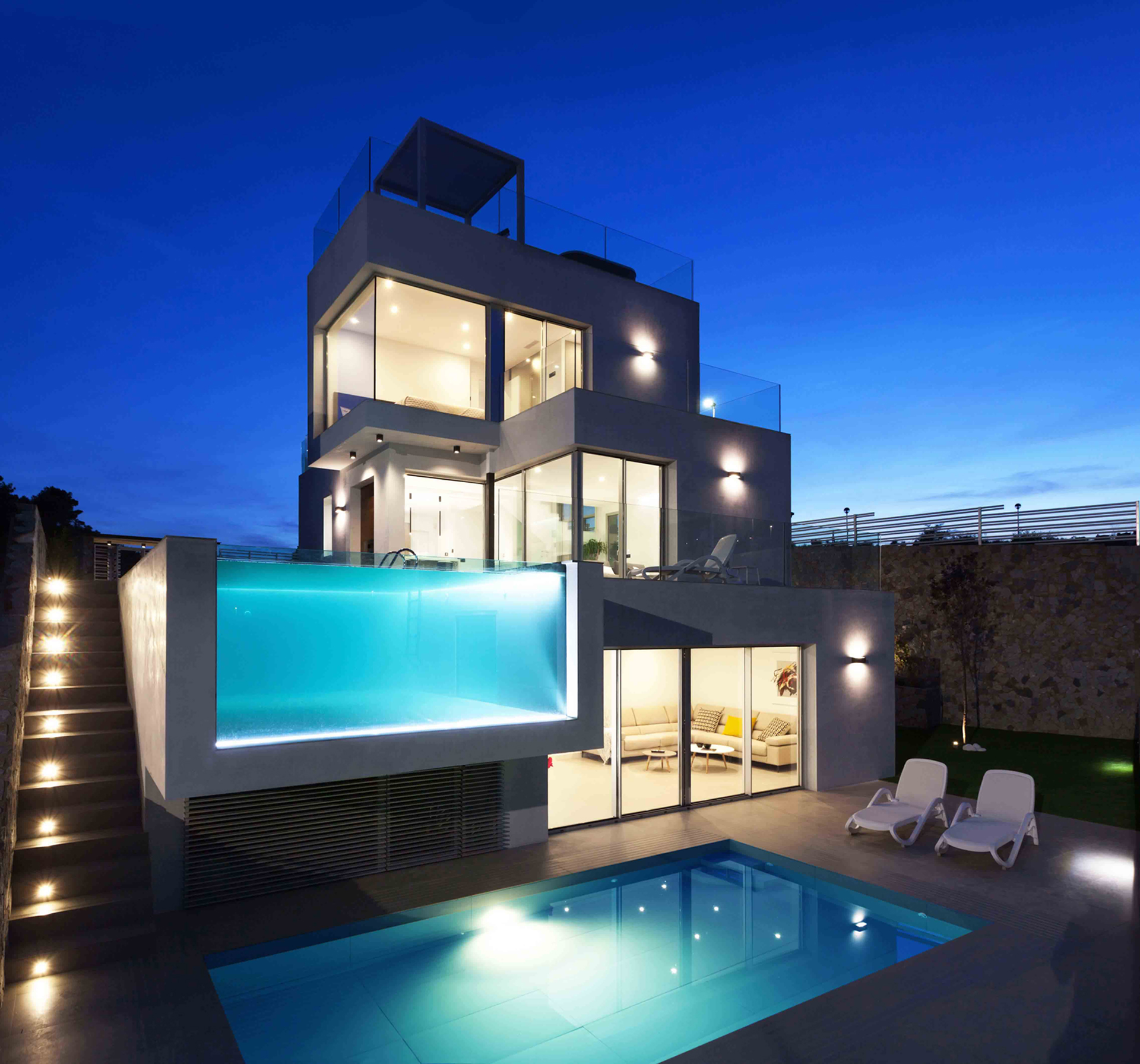 Mediterranean Luxury Villas