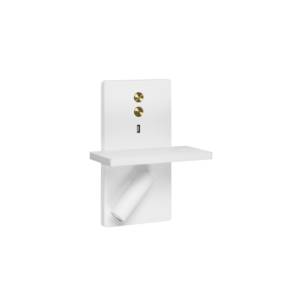 elamp-wall-light-white-gold