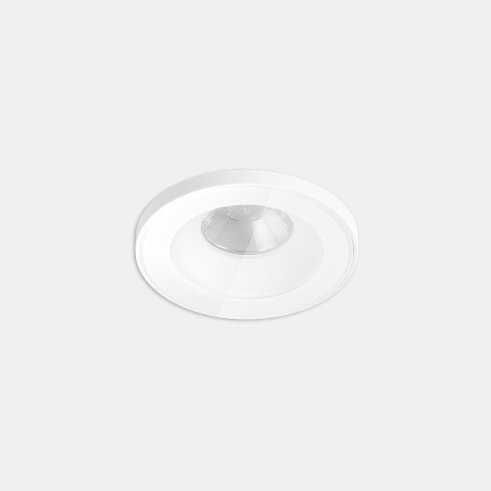 Play IP65 Glass Round Fixed AG43