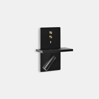 elamp-wall-light-black-gold