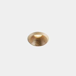 Play Raw Wallnut Round Fixed AG59